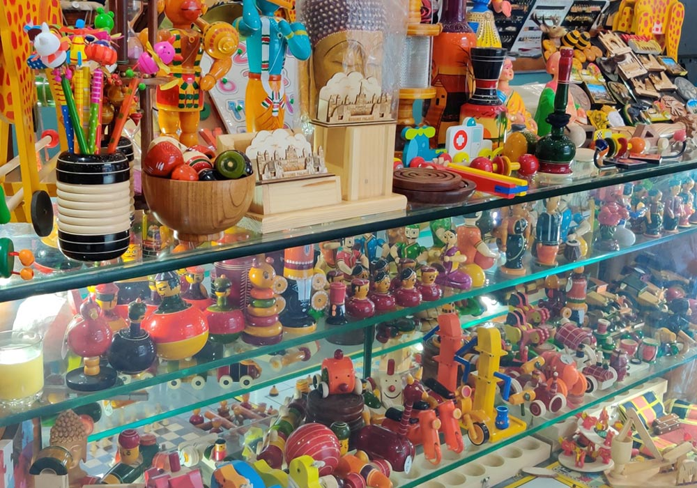Toy manufacturing business in India