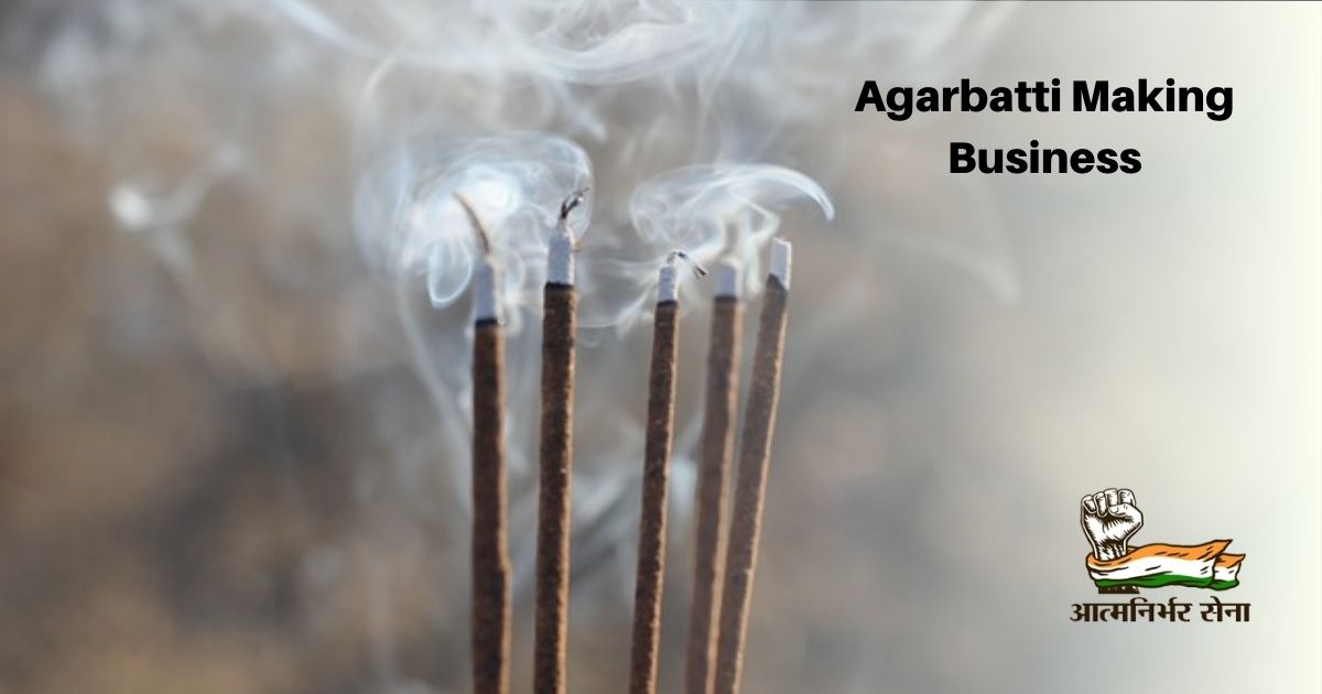 Agarbatti Making Business in India is the Next Big Thing