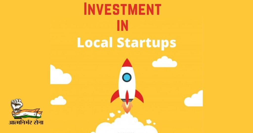 Investment in Local Startups