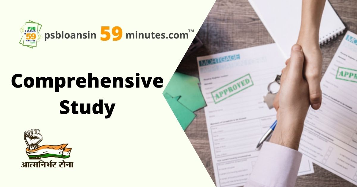 PSB loans in 59 minutes: A Comprehensive Study
