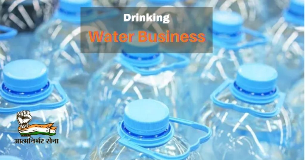 Packaged Drinking Water Business in India