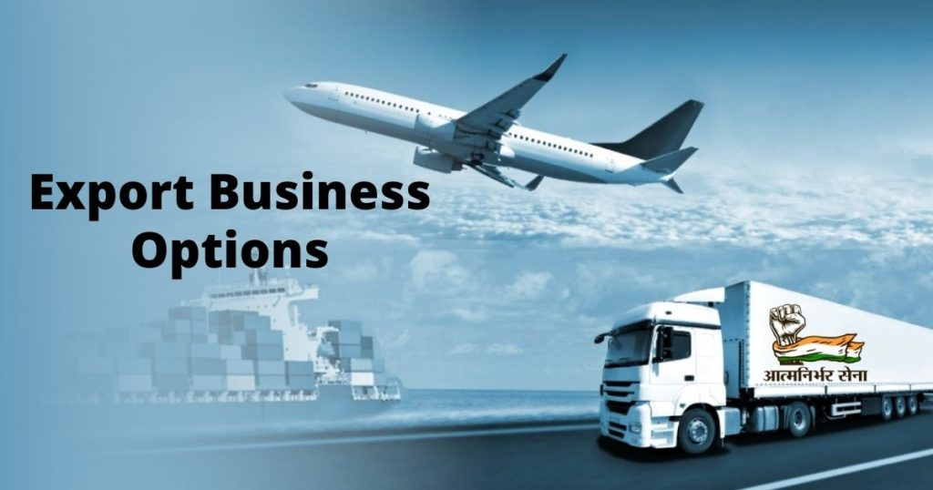 Export Business Options