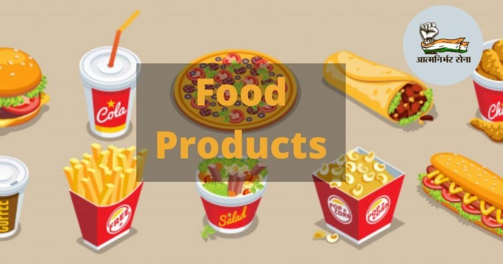 Food Products Business