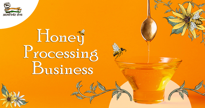 Honey Processing Business in India