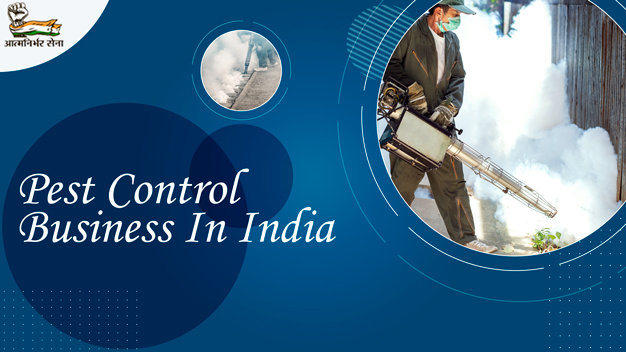 Pest Control Business in India