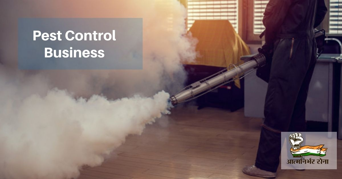 Pest Control Business in India – A Business of Ample Scope