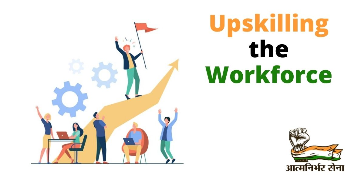 Reskilling and Upskilling the Workforce – Transform your Employees