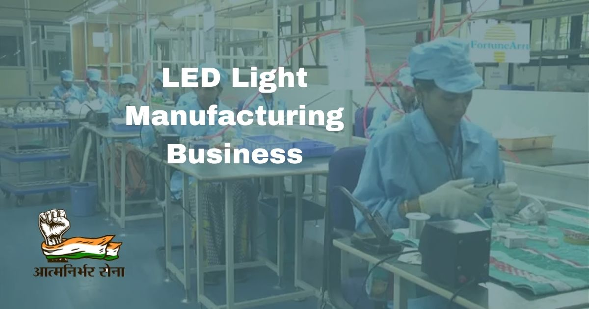 LED Light Manufacturing Business: Cultivating Sustainable Development