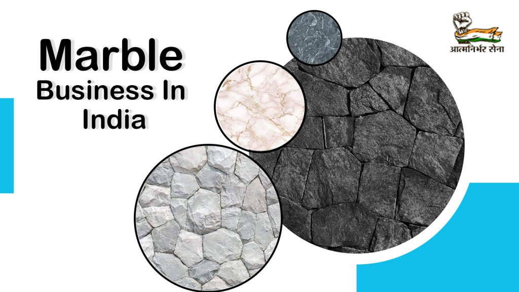 Marble Business in India