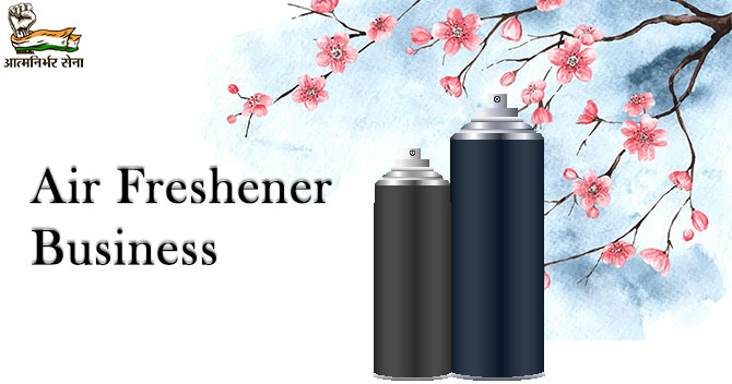 How to Start an Air Freshener Business?
