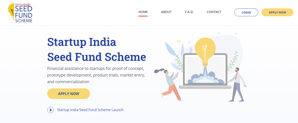 Startup India Seed Fund Scheme 2021: How to Apply?